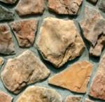 Split face stone cladding