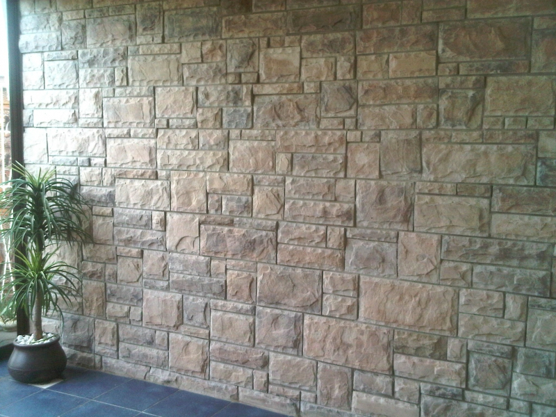 Stone cladding south africa wall cladding rock - Stone cladding on exterior walls ...