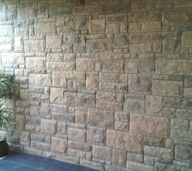 Rock Cladding - Castle Stone