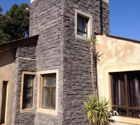 Stone Cladding - Ez Fit Charcoal